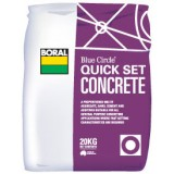 Cement and Sand Quickset 20kg 275 pk1
