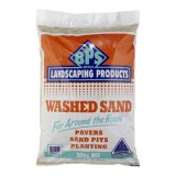 Sand Sydney Washed 20kg Bag Wss/20 pk1