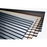 Sheet Multiwall Makrolon 2500x 700x8mm Assorted pk1