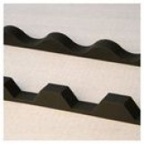 Strip Eave Infill Greca Black 57840807 pk4