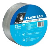 Tape Waterproof Sliver  72mmx10m AT190136 pk1