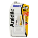 Adhesive Araldite Quick Set  8ml AQS8M pk1