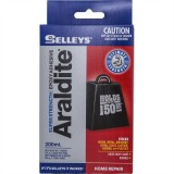 Adhesive Araldite Super Strength 200ml ASS200M pk1