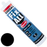 Adhesive Fixall Black 290ml 101459 pk1
