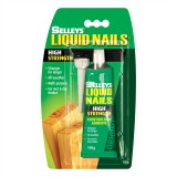 Adhesive Liquid Nails 100g LN100G pk1