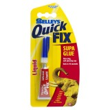Adhesive Liquid Quickfix 3ml QFL3M pk1