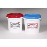 Adhesive Megapoxy PM White 1L Pack (A with B) pk1