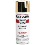 Bright Coat Metalic Finish G/Platinum RO7710830 pk1