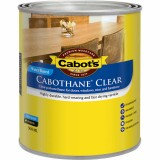 Cabothane Water Based Matt  250ml 539W0092 pk1