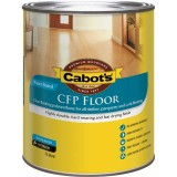 CFP Floor Water Based Satin  1L 573W0035 pk1