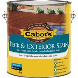 Deck and External Water Based Stain Beach House Grey 4L pk1