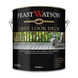 Deck and External Oil Water Based Grey Look  100ml 563W0096 Feast pk1