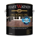 Deck and External Oil Water Based Natural  1L 563W0014 pk1