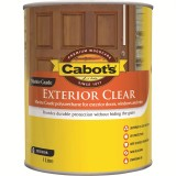Deck and External Clear  Satin  500ml 864W0031 pk1