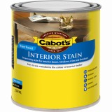 Interior Stain Water Based Walnut 250ml 52782047 pk1