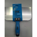 Painters Knife Taping Stainless Steel 250mm Profesional D/Grip OX-P013325 pk1