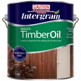 Oil Nature's Timber Oil Merbau  4L 88794799 pk1
