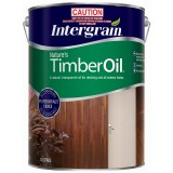 Oil Nature's Timber Oil Natural 10L 88794861 pk1