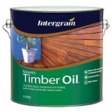 Oil Nature's Timber Oil Natural  4L pk1