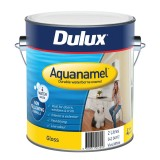 Paint Aquanamel Gloss White  2L 54204912 pk1