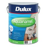 Paint Aquanamel Semi Gloss White 10L 53504912 pk1