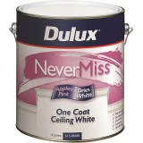 Paint Ceiling One Coat Nevermiss  4L 61588688 pk1