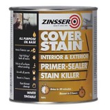 Paint Coverstain Primer Slr 1L 76804 pk1
