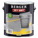 Paint Jet Dry Line Marking Yellow 4L 69370043 pk1