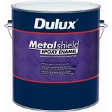 Paint Metalshield Epoxy Flat Black 1L 31C00070 pk1