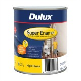 Paint Super Enamel High Gloss External Bright 1L pk1