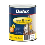 Paint Super Enamel High Gloss White  1L 38104912 pk1