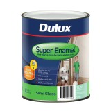 Paint Super Enamel Semi Gloss Ultra Deep 1L 37816101 pk1
