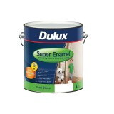Paint Super Enamel Semi Gloss White  2L 37804912 pk1