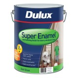 Paint Super Enamel Semi Gloss White 10L 37804912 pk1
