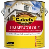 Paint Timbercolour Low Sheen Ultra Deep Base  4L pk1