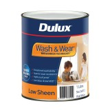 Paint W&W 101 ADV Low Sheen White  1L 56404912 pk1