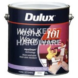 Paint W&W 101 ADV Matt White  4L 51C04912 pk1