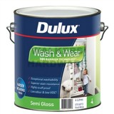 Paint W&W 101 ADV Semi Gloss White  4L 57504912 pk1