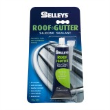 Sealant Silicone Roof and Gutter Translucent 75g RGT75G pk1