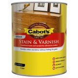 Stain and Varnish Satin Tint Base 1L 825W0042 pk1