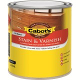 Stain and Varnish Satin Tint Base  250ml pk1