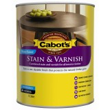 Stain and Varnish Water Based Tint Base Satin 4L 596W004 pk1