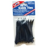Cable Tie 160x2.5mm Black LT039ZR2 pk20