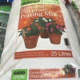 Potting Mix General Purpose 25L 220997 pk1