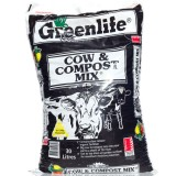 Compost Cow and Compost Mix 30L 2030 pk1