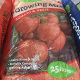Potting Mix Tomato&Veg Grow Mix 25L 220920/420920 Naturegro pk1