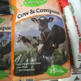 Manure Cow and Compost 25L 220924 / 420924 pk1