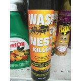 Insecticide Wasp and Nest Killer 350g WN20011 pk1