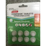 Insecticide Tablets 20g Confidor pk1