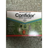 Insecticide Confidor 5x5g pk1